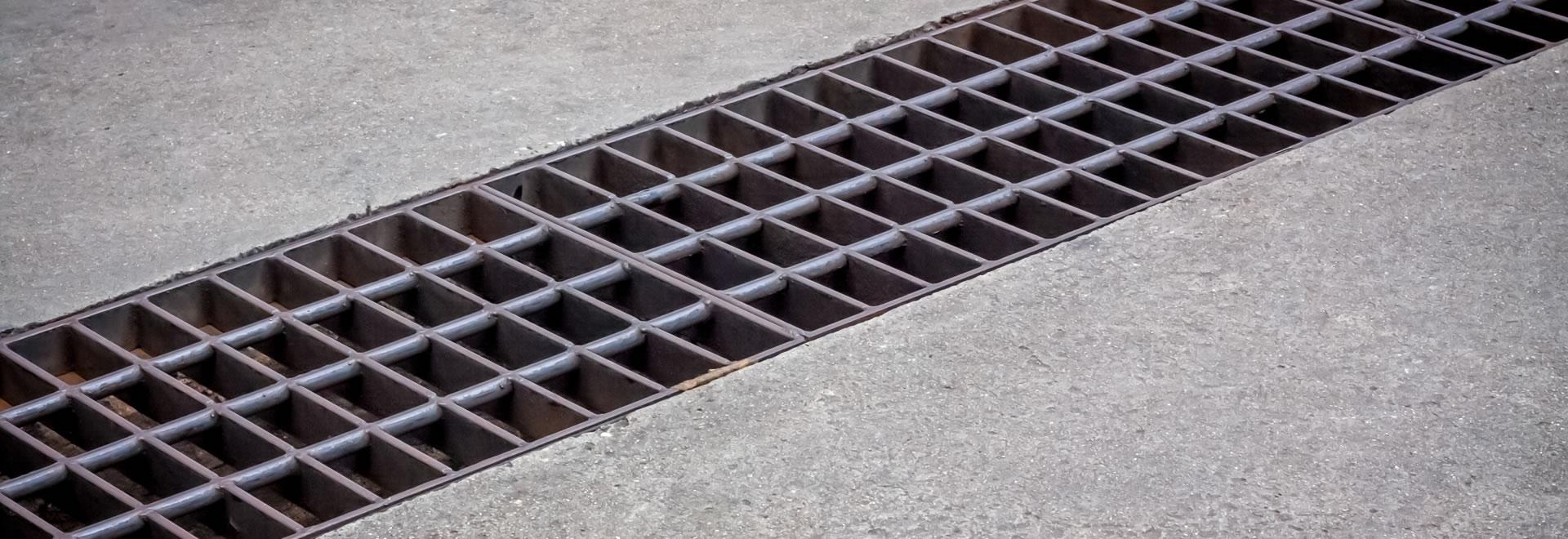 French drain expert