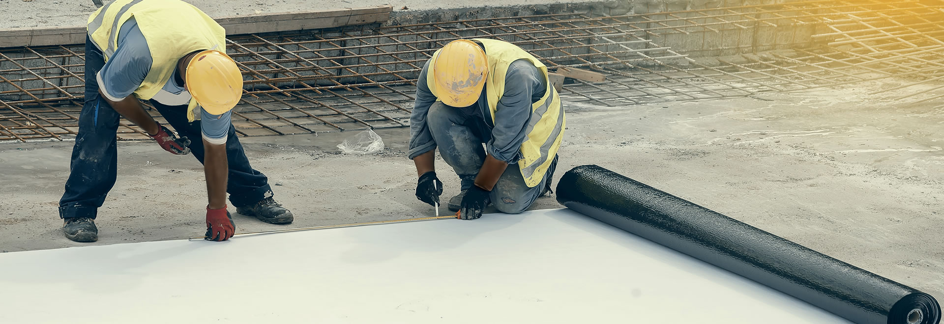 Offering professional Industrial Waterproofing and roofing